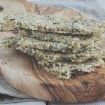 Glutenvrije crackers met Italiaanse kruiden | Eat.Pure.Love