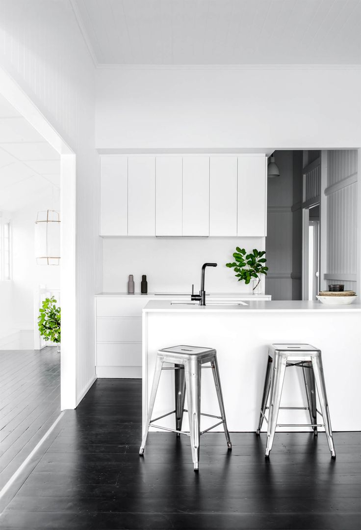 Kitchen | A Queenslander Reno by Sian MacPherson | est living