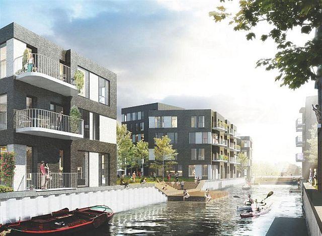 NCC wins Copenhagen port housing development   Construction News   The Construction Index
