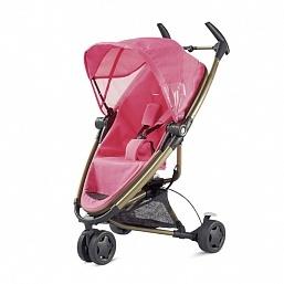 Růžová golfka Quinny Zapp Xtra potěší každou malou princeznu! :-) /// Pink stroller Quinny Zapp Xtra is just perfect for every little princess! :-)