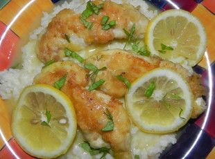 Chicken Francaise   Chicken Francaise Recipe   Just A Pinch Recipes