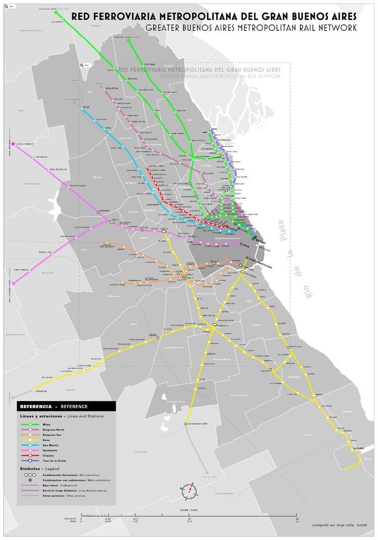 Red Ferroviaria del Gran Buenos Aires