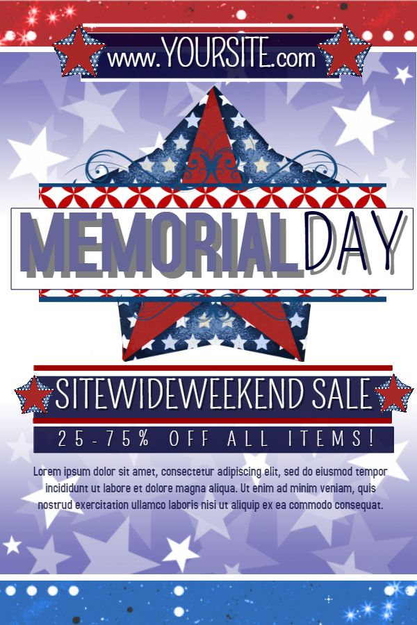 Best Memorial Day Poster Designs Images On   Online