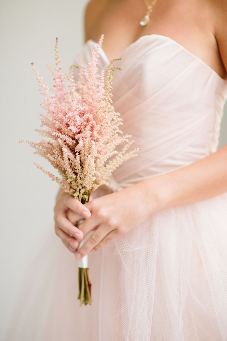 Blush Astilbe Bouquet