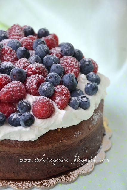 DOLCISOGNARE: Cotton japanese cheesecake al cioccolato
