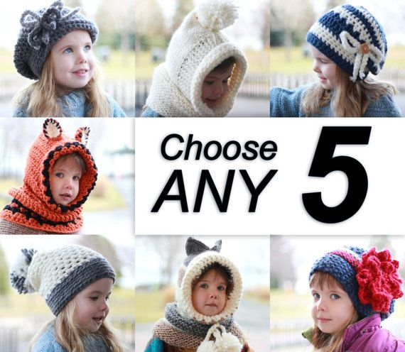 Knitting pattern Crochet pattern DISCOUNT coupons by TheEasyDesign