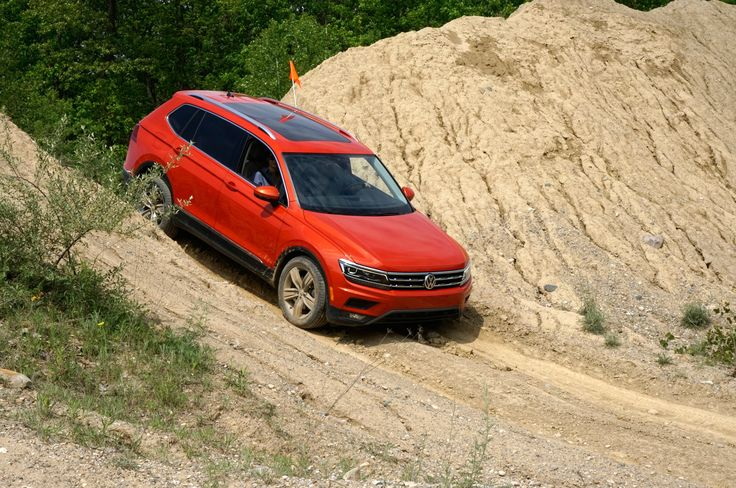 If you enjoy gettin' dirty in your ride from time to time, then the 2018 #Volkswagen #Tiguan #4Motion might be for you!