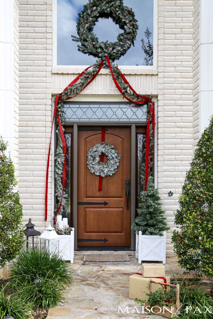 1546 best kathie 39 s lanterns at christmas images on. Black Bedroom Furniture Sets. Home Design Ideas