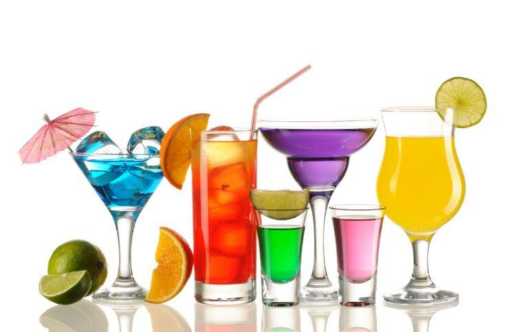5 recetas de cócteles modernos