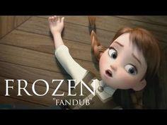 """Frozen - ¿Y si hacemos un muñeco? (""""Fandub/Cover"""") HD [Español Latino] - YouTube"""