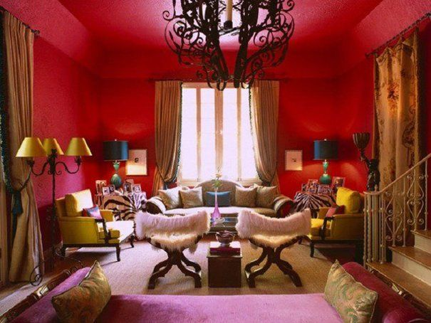 red living room decorations ideas 28 best images about red living rooms on pinterest