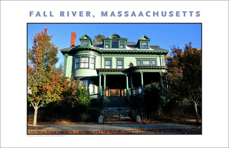Home in Historic Highlands, Fall River, MA Photo Collection #911