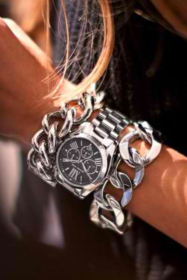 Michael kors - I love arm candy
