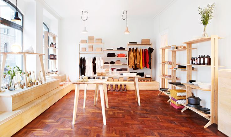 SOEDER - the online shop launches two stores in Zurich and Basel