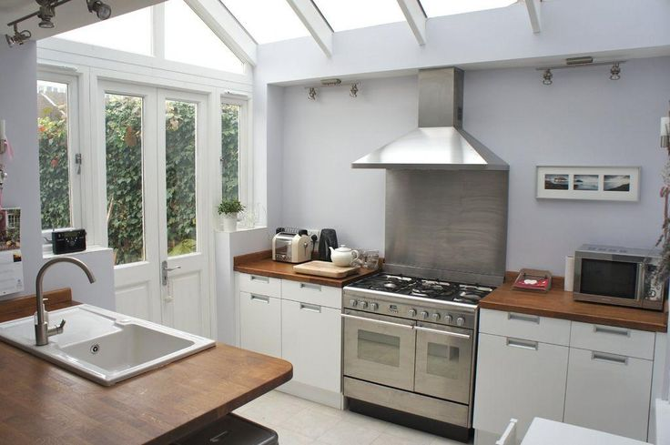 side return extension conservatory - Google Search Kitchen ideas