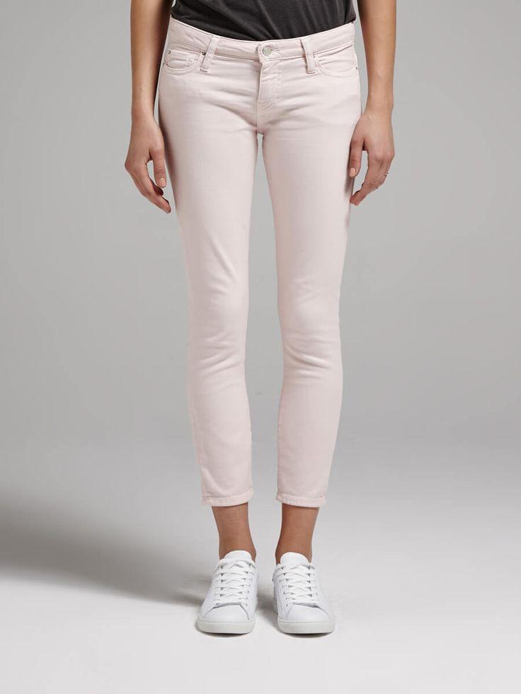IRO - Jeans Alyson Pink Coloured Jean