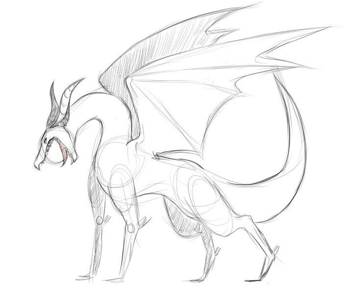 A dragon   #drawing #sketch #dragondrawings #roaring #fantasy #art