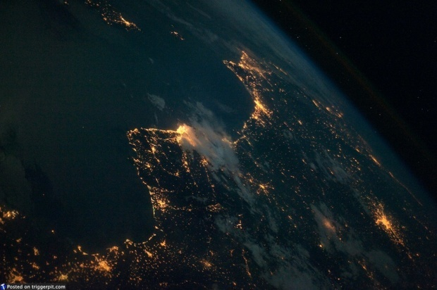 Beautiful Planet – Oh I so want to go to the ISS!