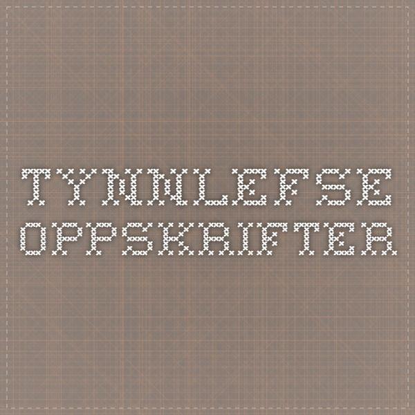 Tynnlefse - Oppskrifter