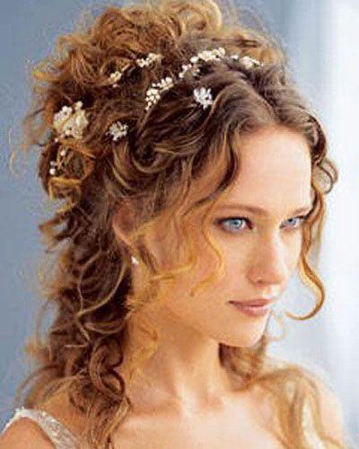 Mooie strasssteentjes voor het haar