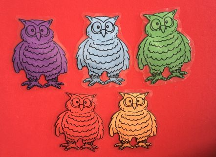 Story Time: Owls | Five Little Owls Flannel Board | Read with Mich