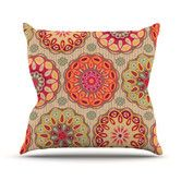 Found it at Wayfair - Festival Folklore Polyester Throw Pillow
