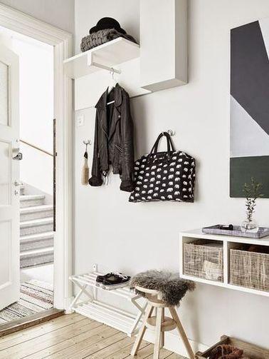 64 best Entrée / Entry images on Pinterest   Home ideas, Coat ...