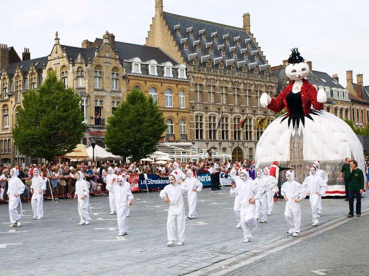 猫好き必訪 世界中からキャットフリークが集まるベルギーの猫祭り