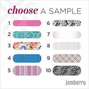 Jamberry Samples