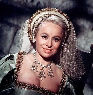 Barbara Windsor as 'Bettina' in 'Carry On Henry' 1971