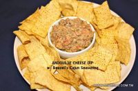 Andouille Cheese Dip by David Triche