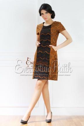 LOOK 26 DAVIKA DRESS - Modle Only