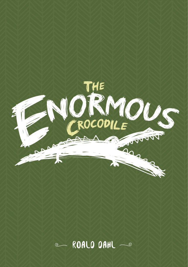 "Give me feedback on ""The Enormous Crocodile Cover Design"", a work-in-progress on @Behance :: http://be.net/wip/1272355/2221837"