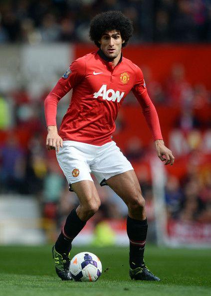 Marouane Fellaini - Manchester United