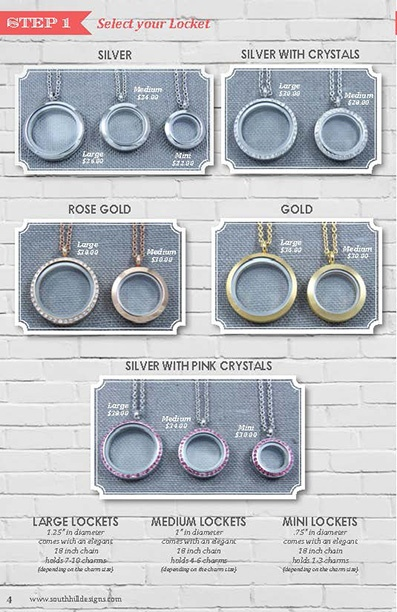 South Hill Designs Lockets are amazing! You know you want one! Let me help you tell your story! Starting at $22.00 http://www.erinscharmedlife.com/ #SHD