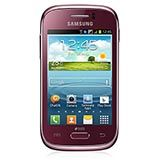 Samsung Galaxy Young Red