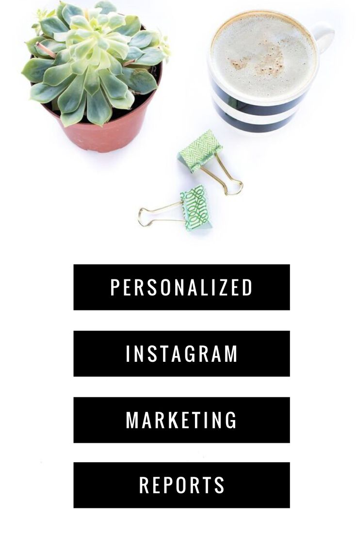 Instagram Marketing Report done for your Instagram account. Provides: Instagram tips for gaining new followers, 50 custom hashtags and much more!