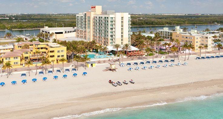 Hollywood Beach Marriott 2501 North Ocean Drive Hollywood, Florida  33019
