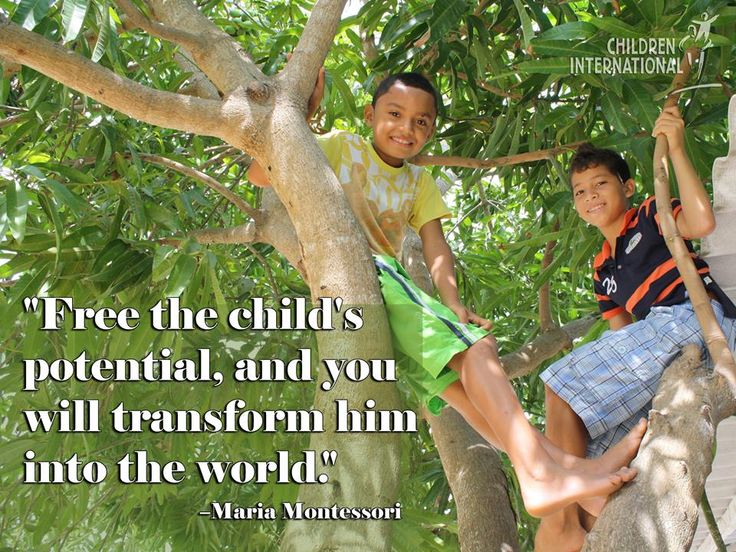 REPIN if you agree. All children – whether rich or poor – should be given a chance to reach their potential!