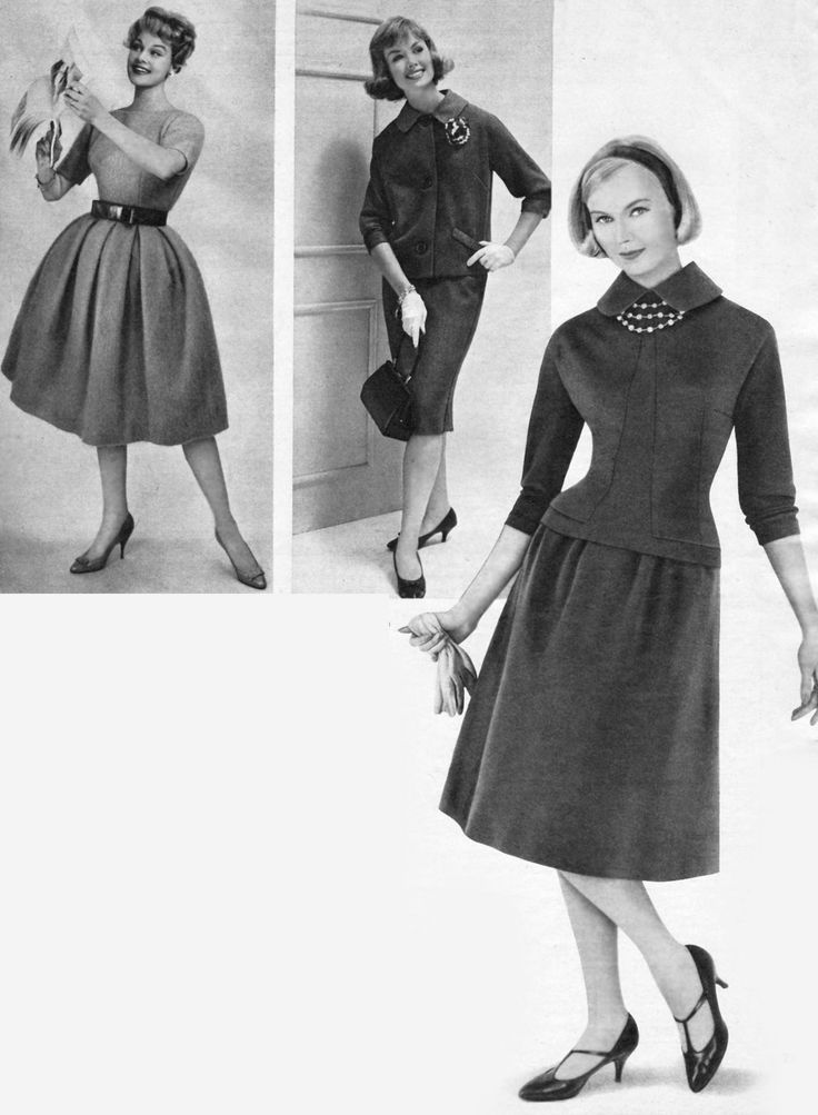 43 Best Images About 1959 61 Women 39 S Fashion On Pinterest American Rag Goals In Life And