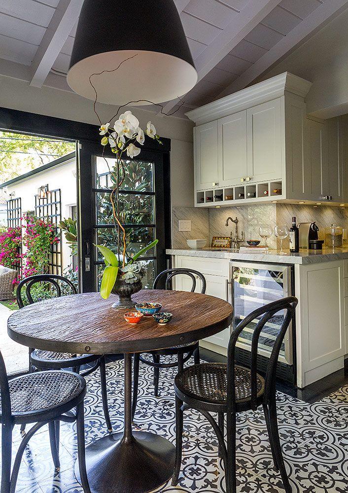 El piso de la cocina es un mosaico especial que mandaron a hacer. | Galería de fotos 8 de 11 | AD MX