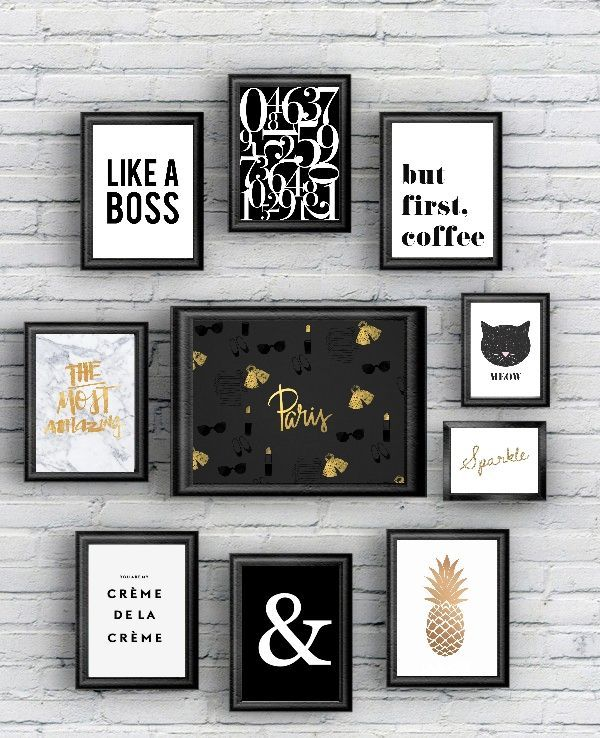 Home Office Decor Ideas best 25+ gold office decor ideas on pinterest | gold office, gold