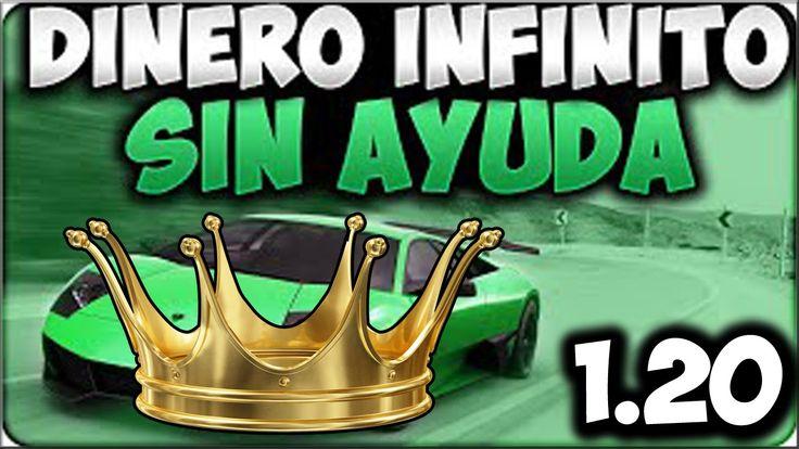 TRUCO DE DINERO INFINITO GTA 5 ONLINE 1.20 Dinero infinito sin ayuda GTA V