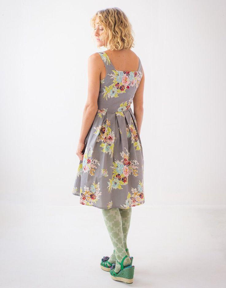 Alice dress in Wildflower
