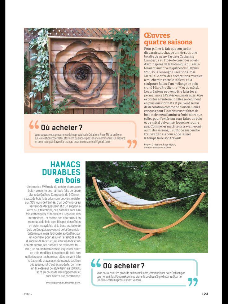 «C'EST FAIT ICI !» de JE Décore, Mars 2018. Lisez-le sur l'appli Texture, qui vous donne accès à plus de 200 magazines de grande qualité.