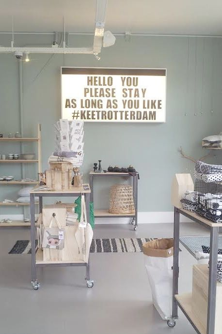 – KEET Rotterdam Conceptstore and cafe