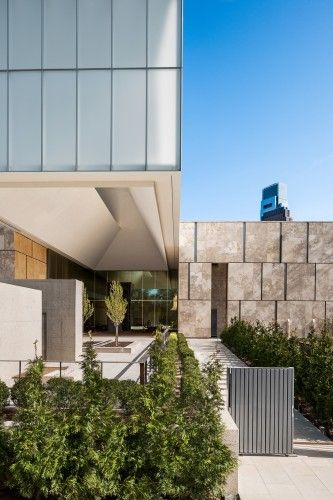The Barnes Foundation Building / Tod Williams + Billie Tsien