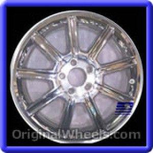 Chrysler 300 2007 Wheels & Rims Hollander #2280  #Chrysler #300 #Chrysler200 #2007 #Wheels #Rims #Stock #Factory #Original #OEM #OE #Steel #Alloy #Used