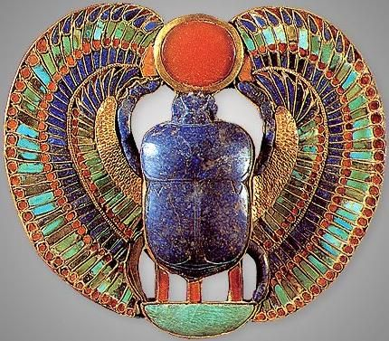 Time | Flickr - Photo Sharing!-  epic ancient Egyptian jewelry design, color combinations