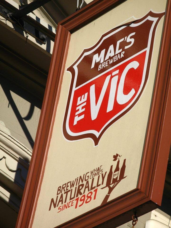 Branding of Mac's brewery pubs, Nelson, NZ #blackmac #beerbrains